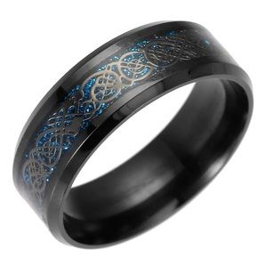 Other - ✨SALE✨Men's Fashion Titanium Band Ring Jewelry
